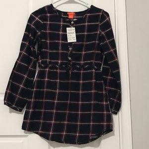 Joe Fresh Dress Girls Size L 10/12